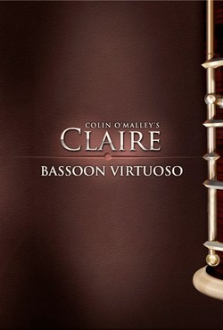 8Dio Claire Bassoon Virtuoso