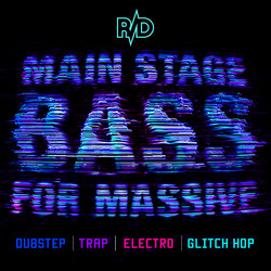 R/D Main Stage Bass for Massive