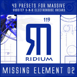 Missing Element 02 for Massive