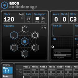 Audio Damage Axon