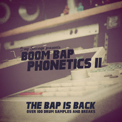 Boom Bap Phonetics 2