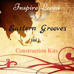 Inspire Loops Eastern Grooves Vol 1