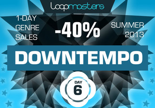 Loopmasters DJ Tools sale