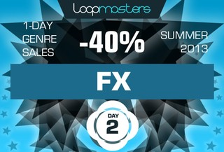 Loopmasters FX Sale