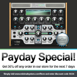 Minimal System Payday Special
