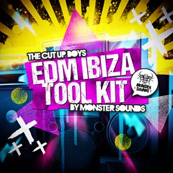 The Cut Up Boys EDM Ibiza Tool Kit