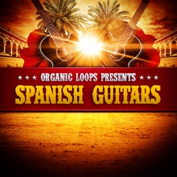 Organic Loops Spanish Guitars