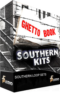 P5Audio Ghetto Book Southern Kits