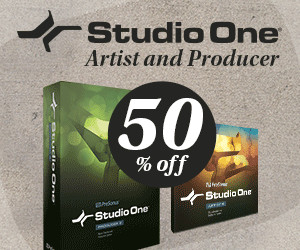PreSonus Studio One Sale