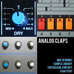 Sample Machine Analog Claps