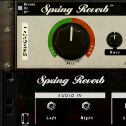 Softube Spring Reverb RE