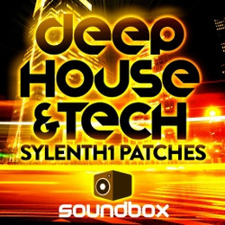 Soundbox Deep House & Tech Sylenth1 Patches