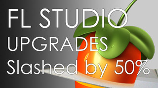 Image-Line FL Studio Upgrade Sale