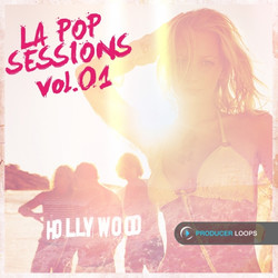 Producer Loops LA Pop Sessions Vol 1
