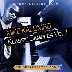 Mike Kalombo Klassic Samples Vol 1