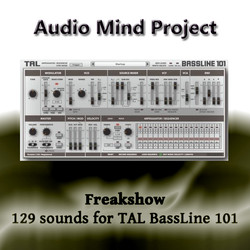 Audio Mind Project Freakshow