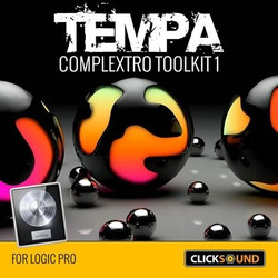 Tempa Complextro Toolkit for Logic Pro
