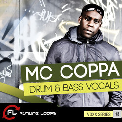 Future Loops MC Coppa Drum & Bass Vocals