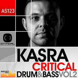 Kasra Critical Drum & Bass Vol 2