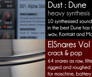 Multiples Pro Dust Dune & E|Snares Vol 2