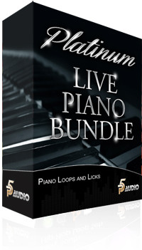 P5Audio Platinum Piano Bundle