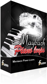 P5Audio Maybach Piano Loops