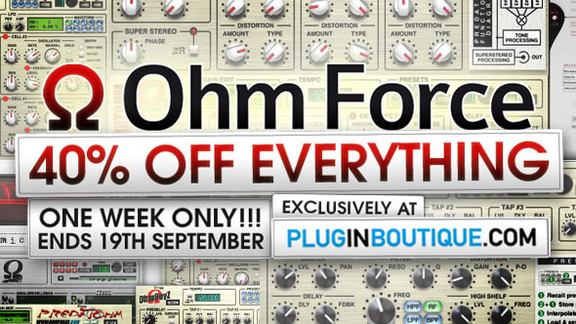 Ohm Force 40% off