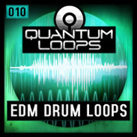 Quantum Loops EDM Drum Loops