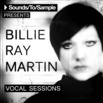 Sounds To Sample Billie Ray Martin Vocal Sessions