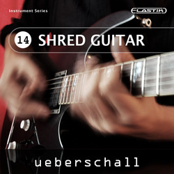Ueberschall Shred Guitar