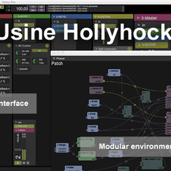 Sensomusic Usine Hollyhock