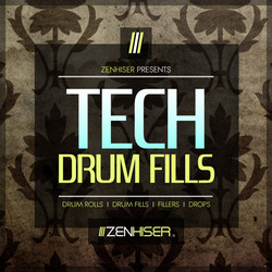 Zenhiser Tech Drum Fills