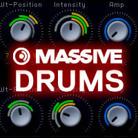 ADSR Sounds Massive Drums