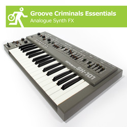 Groove Criminals Essentials Analogue Synth FX