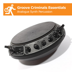 Groove Criminals Essentials Analogue Synth Percussion