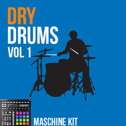 The Loop Loft Dry Drums Vol 1 for Maschine
