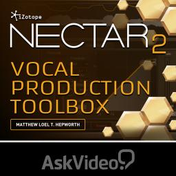 macProVideo Nectar 2 Vocal Production Toolbox