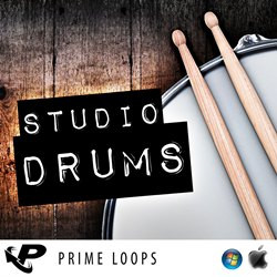 Prime Loops Studio Drums