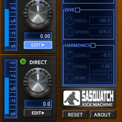 Boz Digital Labs Sasquatch Kick Machine