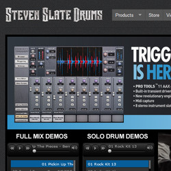 Slate Digital Trigger drum replacement plugin updated to v2 0