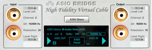 VB-Audio HiFi Cable & ASIO Bridge