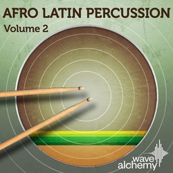 Wave Alchemy Afro-Latin Percussion Vol 2