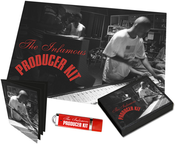 Havoc The Infamous Producer Kit