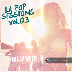 Producer Loops LA Pop Sessions Vol 3
