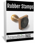 Hzandbits Rubber Stamps