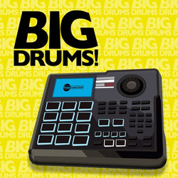 Premier Sound Bank Big Drums!
