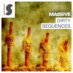 Samplephonics Massive Dirty Sequences