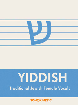 Sonokinetic Yiddish