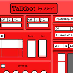 SquitSounds Talkbot
