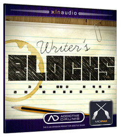 XLN Audio Writer's Blocks
